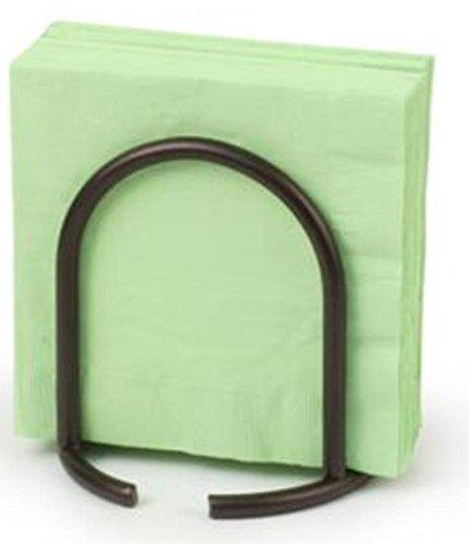 Holder Napkin Euro (Spectrum Euro Napkin Holder - Color Bronze)