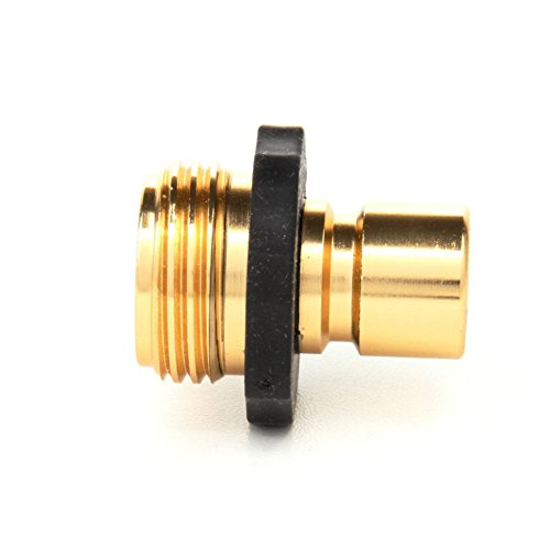 PLG Garden Hose Quick Connector with Flow Stopper