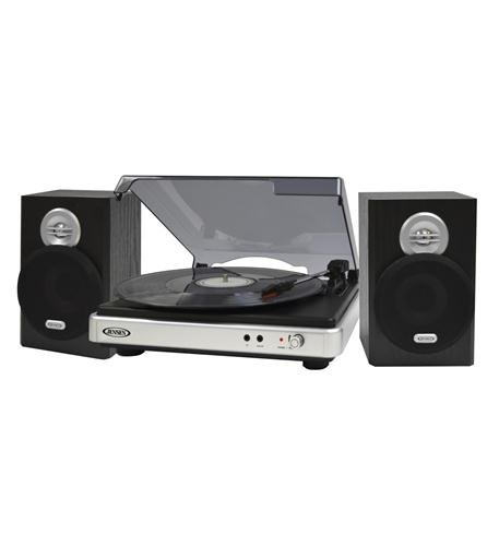 turntable and speakers - 4