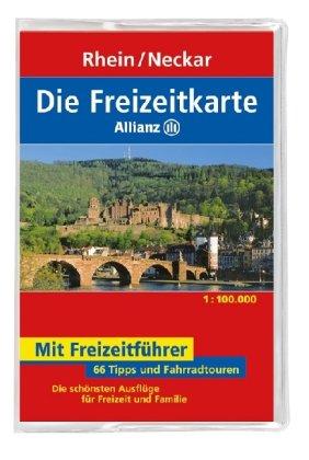 Rhein/Neckar: 1:100000