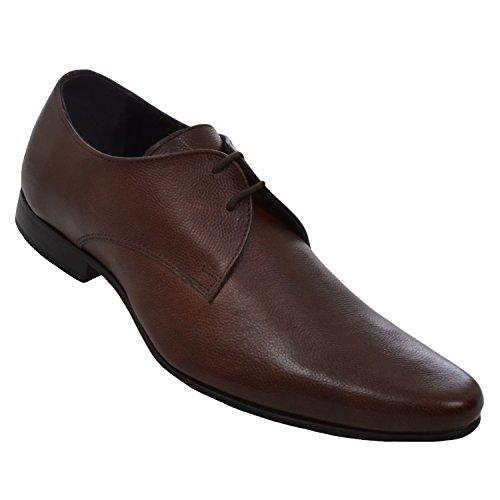 Next , Chaussures de ville à lacets pour homme Marron marron - Marron - marron,