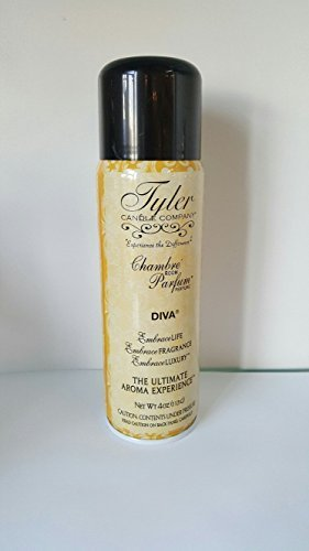 Tyler Candle 4 Oz. Chambre Parfum (Room Perfume) - Diva