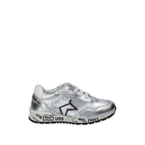 MELANIA ME2196D7I.B Zapatos Niño Plata