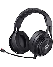 LucidSound LS35X Wireless Surround Sound Stereo Gaming Headset for Xbox Series X|S, Black - 13100 Xbox Series X Accessories