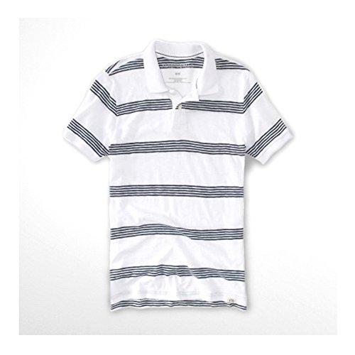 Aeropostale Jersey Plain Stripe Shirt