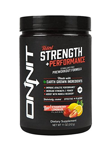 Onnit T Plus Total Strength and Performance Enhancer