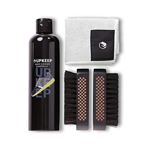 UPKEEP Shoe Cleaner Starter Kit | Sneaker Cleaner | Shoe Care Kit