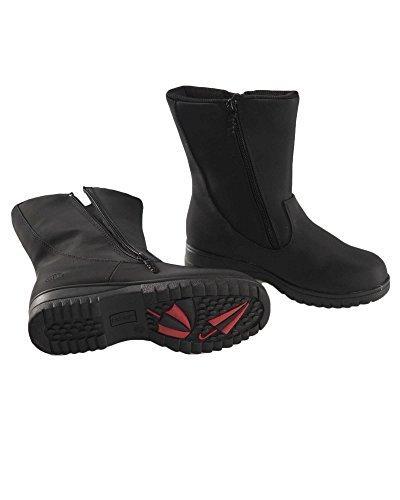 totes Women Rosie 2 Boot, Black, 9 W US