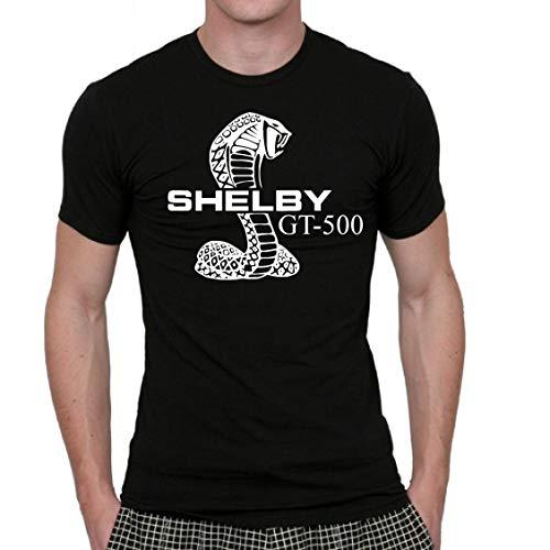 Shelby 500 Uraeus Negro T Fxqra6xw Mustang Shirt Gt n08wNXOPk