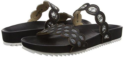 Donna Giudecca Pantofole Insole black a Nero noir 031 black SPUFPnqC