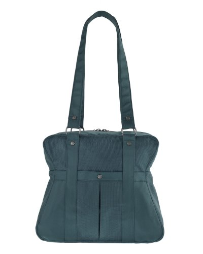 Baggallini Luggage Harmony Satchel, Lapis, One Size by Baggallini