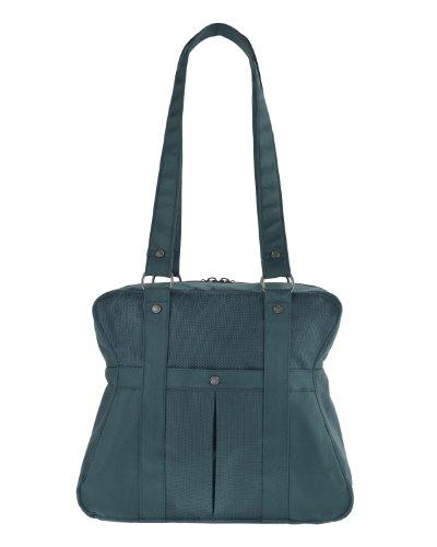 Baggallini Luggage Harmony Satchel, Lapis, One Size by Baggallini