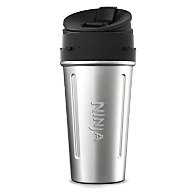 24 oz. Stainless Steel Nutri Ninja with Sip & Seal Lid from Ninja