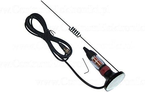 Sunker - Antena magnética para emisora CB 50W 70cm 4dBi