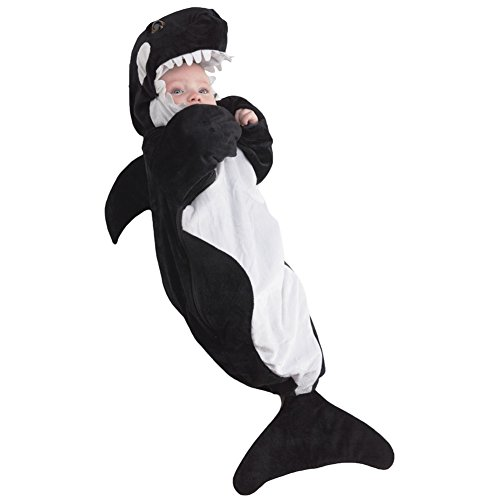 Whale Bunting Infant Costume Size product image