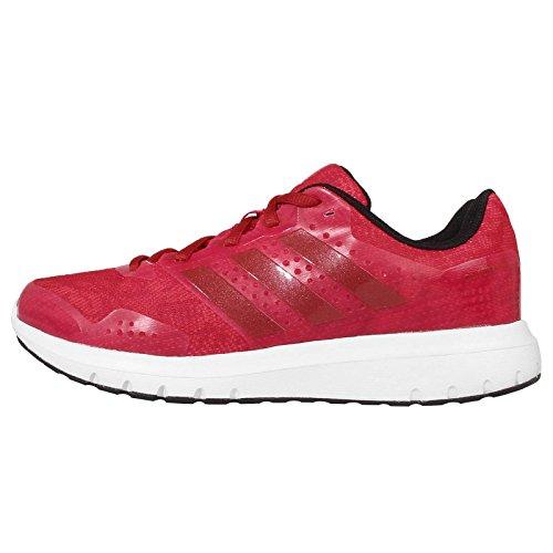 2w Adidas Duramo Elite, color de rosa / negro / blanco, 5,5 nosotros Pink/Black/White