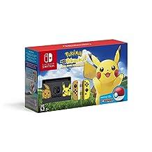 Nintendo Switch™ Pikachu & Eevee Edition with Pokémon™: Let's Go, Pikachu! + Poké Ball™ Plus