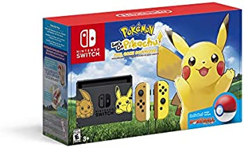 Pikachu & Eevee Edition w/Pokemon: Lets Go Pikachu for Nintendo Switch
