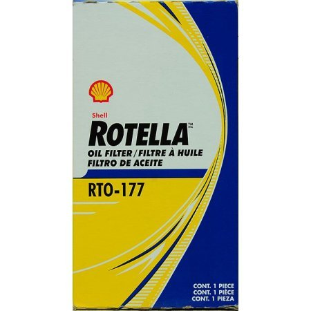 Shell Rotella Oil Filter Rto 177  1 Pack