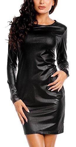 xxxquisite - Vestido - Ajustado - Manga Larga - para Mujer