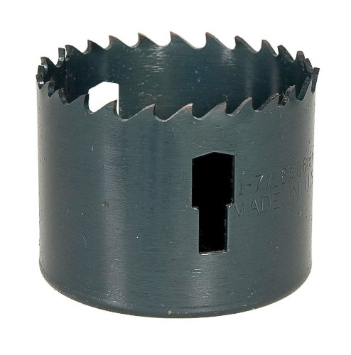 Greenlee 825-1-1/4 Bi-Metal Hole Saw, 1-1/4-Inch by Greenlee (Image #2)