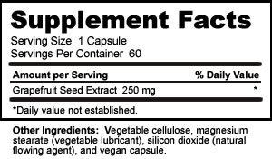 grapefruit seed extract organic - 7