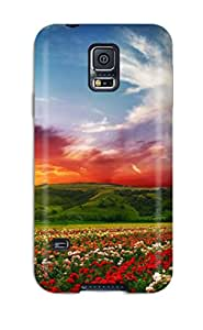 Cheap 1860631K13159217 Scenery Case Compatible With Galaxy S5/ Hot Protection Case