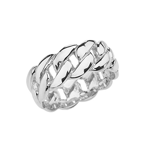 Contemporary Rings Sterling...