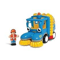 M&T CREATIONS WOW Toys - Stanley Street Sweeper, coche de juguete (10160)