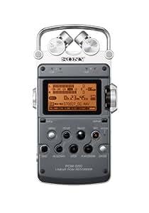 Sony Professional Portable 24-bit Linear Audio Recorder