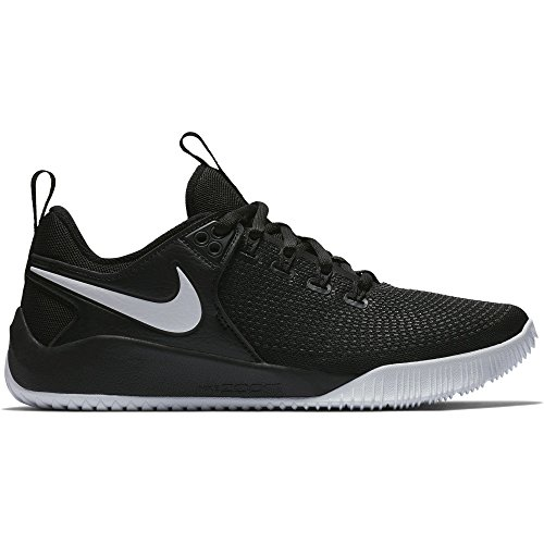 Nike Women's Zoom HyperAce 2 Training Shoe Black/White Size 9.5 M US