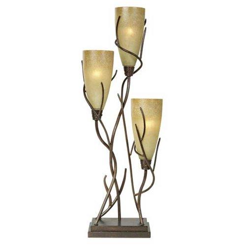 Table Uplight (El Dorado 3-Light Uplight Table Lamp)