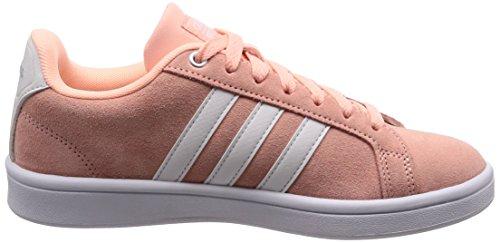 Cf Para 000 Adidas Deporte Zapatillas W corneb Naranja Plamat Ftwbla Mujer Advantage De fArdwAnaq