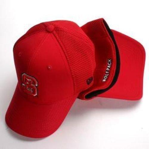 ピーク自然公園アクセスできないNorth Carolina State Wolfpack New Era Aflex帽子