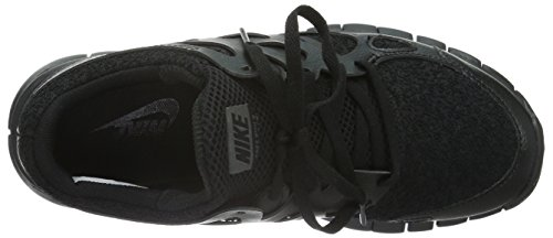 Nike Wmns Free Run 2 Ext - Calzado Deportivo para mujer Negro - Schwarz (All Black)