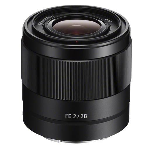 Sony SEL28F20 FE 28mm f/2-22