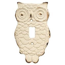 NITE OWL SWITCH PLATE 3.625x.25x6.25\