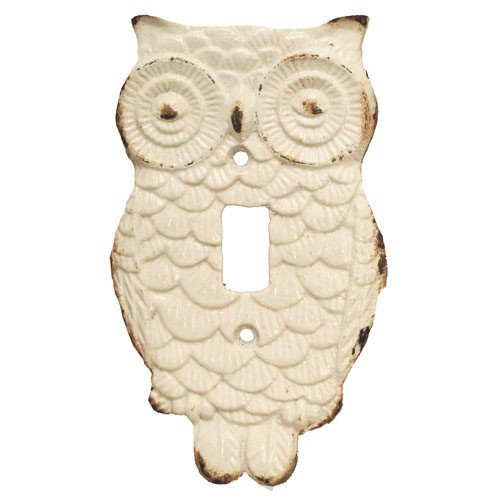 "NITE OWL SWITCH PLATE 3.625x.25x6.25""H"