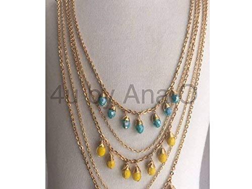 a2d02685758a collar largo dorado