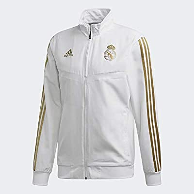 Реал мадрид куртка adidas