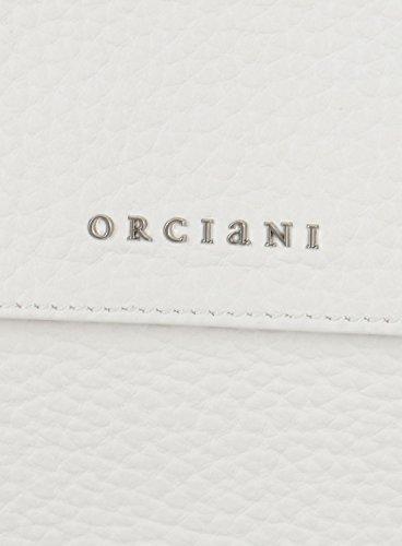 femme Weiß l'épaule Orciani à Sac Blanc Marke Größe à porter pour xfEUSC