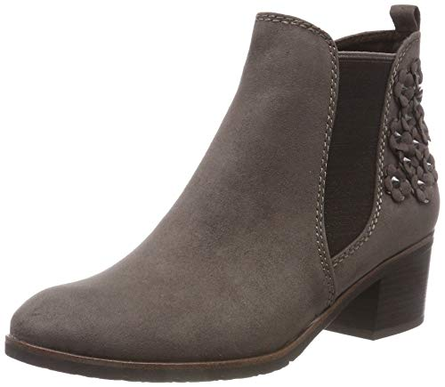 Chelsea Marrón Tozzi Para 301 Marco Botas 21 Mujer pepper Comb 25357 qIw61fR