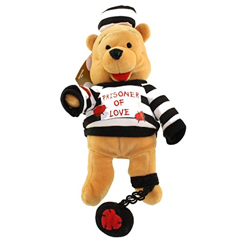 Disney Jailbird Winnie the Pooh Prisoner of Love 9