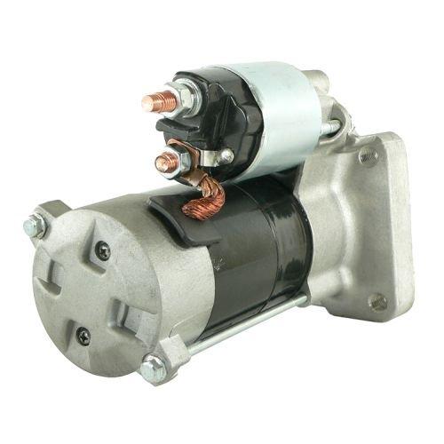 Db Electrical Snd0544 Starter For Chrysler Town Country 3.3 3.3L 3.8 3.8L 06 07 08 09 10 / Pacifica 06-08 / Caravan/Grand Caravan 06-10 / Jeep Wrangler 09-11 / Volkswagen Routan (09-10)