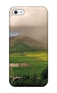 Excellent Design Earth Landscape Phone Case For Iphone 5/5s Premium Tpu Case wangjiang maoyi