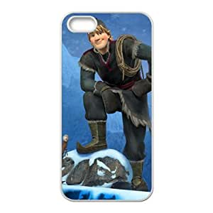 Frozen Kristoff Cell Phone Case for Iphone 5s
