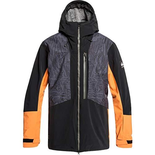 Quiksilver Mens Travis Rice Stretch - Snow Jacket for Men Snow Jacket