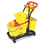 RCP778000YW - WaveBrake 35 Quart Mopping Trolley Side Press