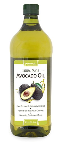 Tropical Plantation 51oz 100% Pure Avocado Cooking Oil by Lily of the Desert by Lily Of The Desert