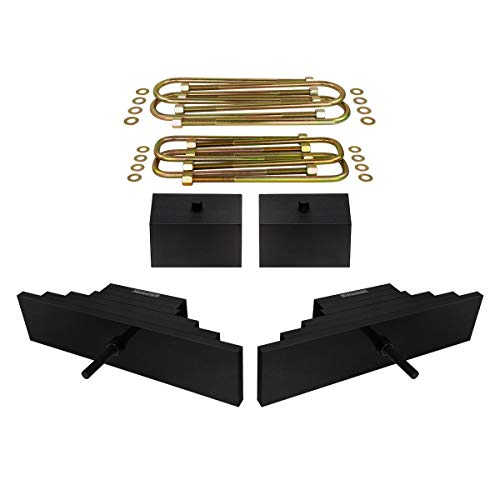 (Supreme Suspensions - Full Lift Kit for Ford F250 F350 Super Duty 3.5
